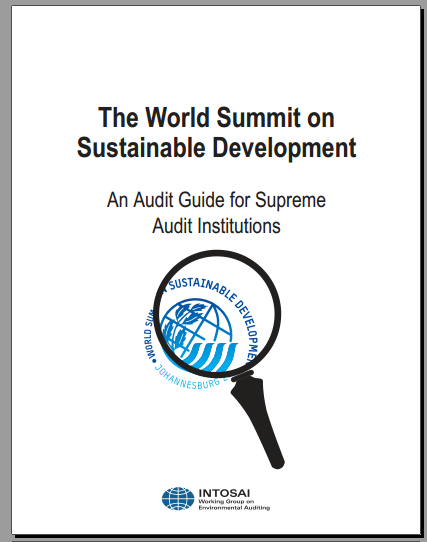 The World Summit on Sustainable Development