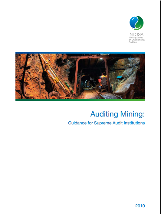 Auditing Mining: Guidance for Supreme Audit Institutions