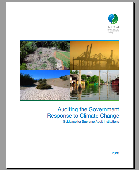 Auditing the Government Response to Climate Change