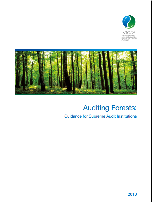 Auditing Forests: Guidance for Supreme Audit Institutions